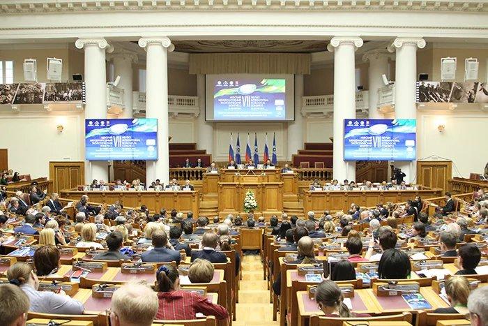 Приветствие Министра иностранных дел Сергея Лаврова