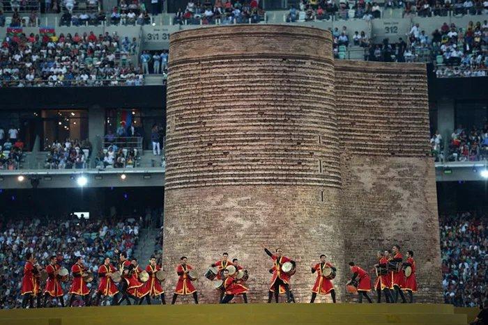 В Баку завершились первые Европейские игры