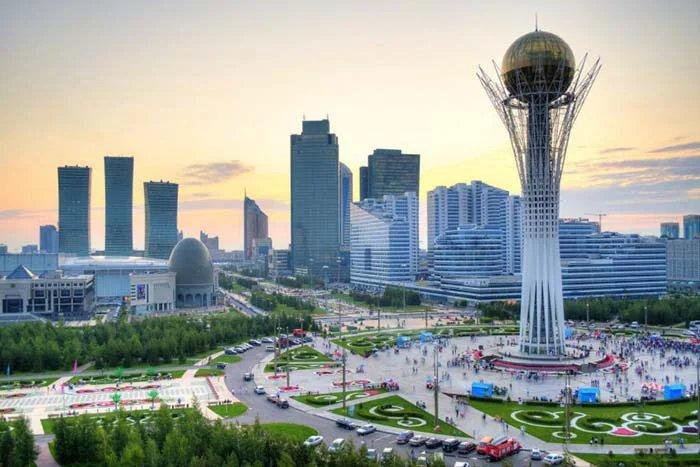День столицы празднуют в Республике Казахстан