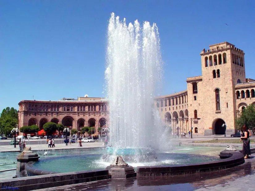 Ереванский филиал  МИМРД МПА СНГ проводит  исследование
