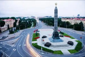 Спикер нижней палаты белорусского парламента встретился с  Чрезвычайным и Полномочным послом Кыргызстана
