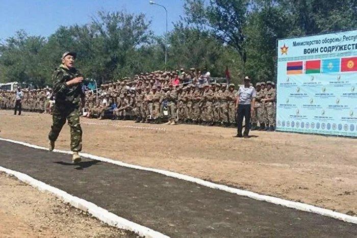 В Республике Казахстан завершились соревнования военного мастерства «Воин Содружества»