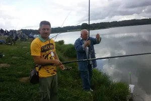 В турнире по рыбной ловле среди петербургских дипломатов приняла участие команда МПА СНГ
