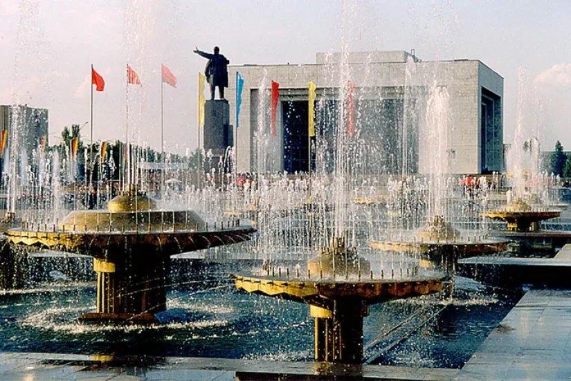 День независимости Кыргызстана