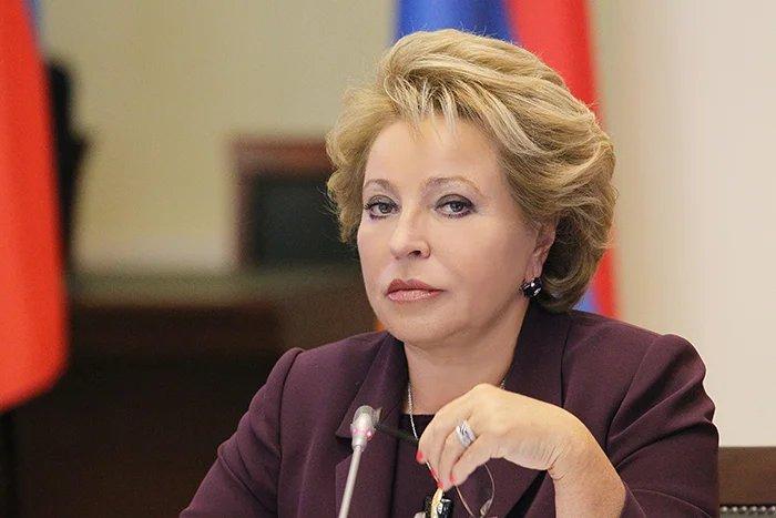 Валентина Матвиенко: Голос женщин в защиту мира и стабильности должен быть услышан