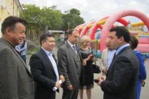 Представители МПА СНГ следят за ходом голосования в Ленинградской области