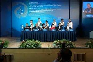 В Москве проходит II Международный культурный форум «Шелковый путь»