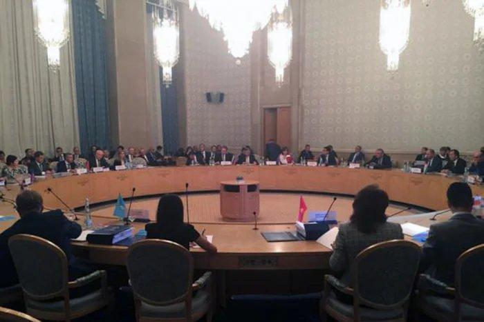 Представитель МПА СНГ принял участие в заседании Экономического совета Содружества Независимых Государств
