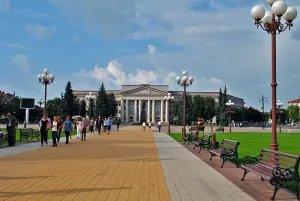 Наблюдатели от МПА СНГ продолжают знакомиться с ходом подготовки к выборам Президента Республики Беларусь в регионах страны