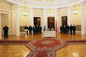 Представители МПА СНГ и Законодательного Собрания Петербурга подписали соглашение о сотрудничестве