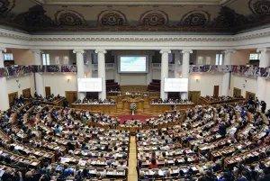 Валентина Матвиенко: Женщины могут внести весомый вклад в гуманизацию международных отношений, построение справедливого миропорядка
