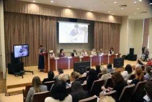 Участники круглого стола «Женщины в массмедиа» обсудили новые вызовы и угрозы информационного общества