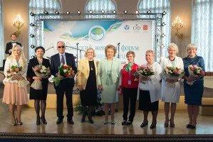В Таврическом дворце вручали премии «Древо жизни» и «Общественное признание»