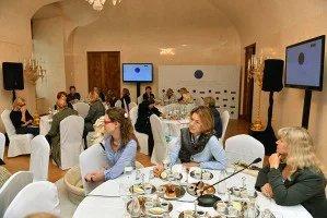 Вне основной программы в рамках Евразийского женского форума прошли четыре  «круглых» стола