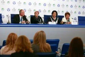 Евразийский женский форум привлек около 400 журналистов из 35 стран мира