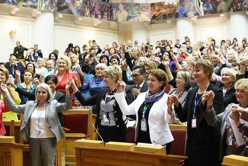 Второй Евразийский женский форум пройдет в 2018 году