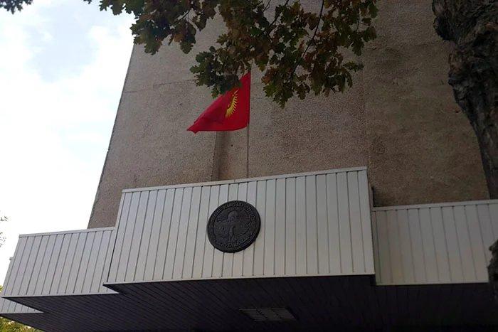 Прошла встреча наблюдателей от МПА СНГ с председателем ЦКВПР Кыргызской Республики