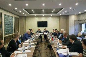 Организационное совещание наблюдателей от МПА СНГ прошло в Бишкеке
