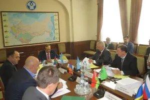 Заседание Комиссии по экономическим вопросам при Экономическом совете СНГ состоялось в Москве