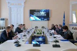 В Таврическом дворце обсуждали вопросы об использовании космического пространства