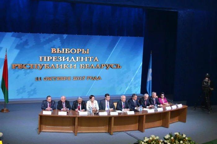 Миссия наблюдателей СНГ: Выборы Президента соответствуют демократическим нормам