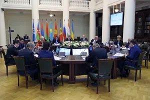Завершилось заседание Контрольно-бюджетной комиссии МПА СНГ