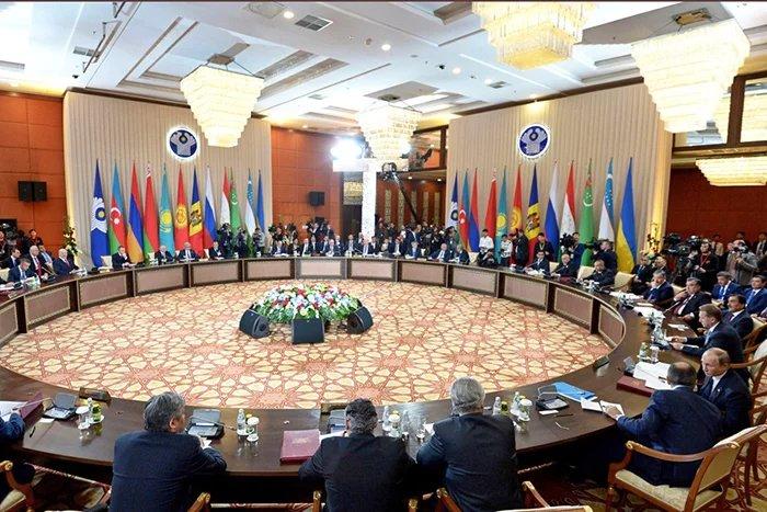 Совет глав государств - участников СНГ прошел в поселке Бурабай Акмолинской области Республики Казахстан
