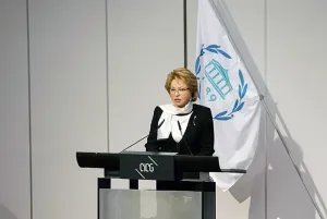 Валентина Матвиенко выступила на 133-й Ассамблее Межпарламентского союза