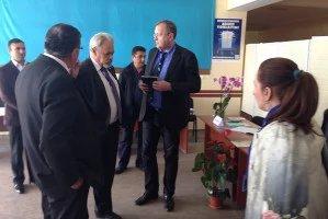 Наблюдатели от МПА СНГ проводят долгосрочный мониторинг выборов депутатов Милли Меджлиса Азербайджанской Республики