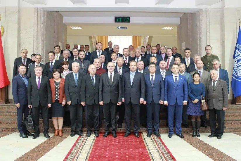 В Минске прошло совещание стран СНГ по вопросам сотрудничества в области космической деятельности
