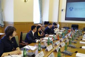 Заседание Совета по делам молодежи государств – участников СНГ проходит в Москве