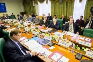 Директор МИМРД МПА СНГ выступил на парламентских слушаниях в Совете Федерации