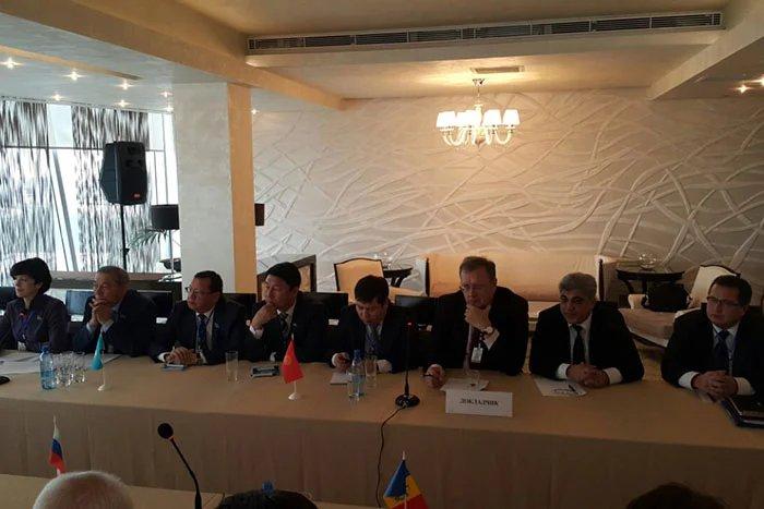 В Баку прошло организационное совещание наблюдателей от МПА СНГ