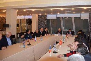 Рабочее совещание группы наблюдателей от МПА СНГ прошло в Баку
