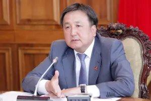 Асылбек Жээнбеков избран Председателем Жогорку Кенеша Кыргызской Республики
