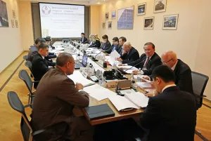 В столице Российской Федерации состоялось  заседание Экспертного совета МПА СНГ – РСС