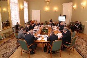 Заседание Постоянной комиссии МПА СНГ по политическим вопросам и международному сотрудничеству состоялось в Петербурге