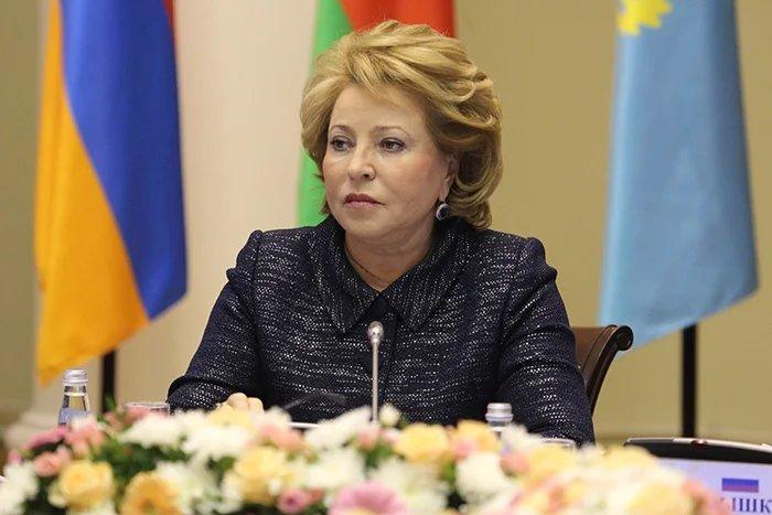 Валентина Матвиенко вновь избрана Председателем Совета МПА СНГ
