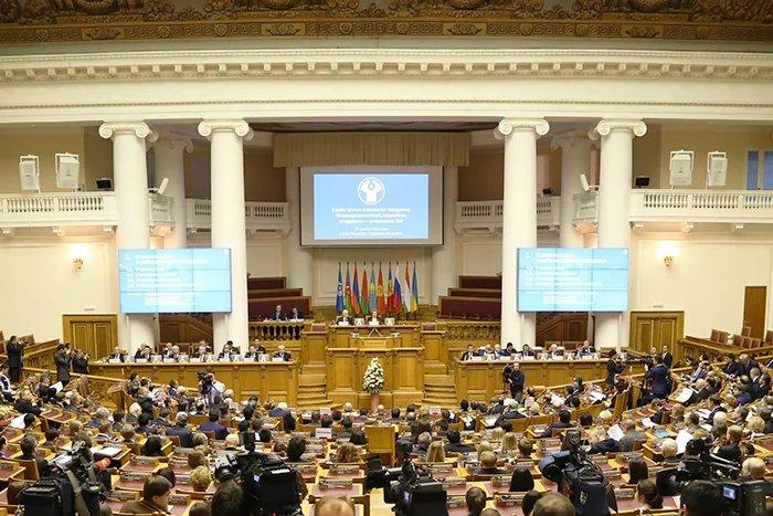 Валентина Матвиенко открыла 43 пленарное заседание МПА СНГ