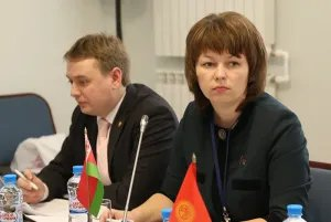 Координатор ММПА СНГ приняла участие в работе постоянных комиссий МПА СНГ