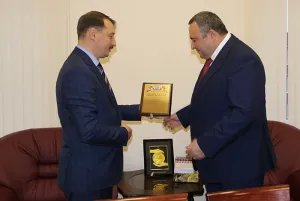 Представитель МПА СНГ награжден дипломом Правительства Ленинградской области