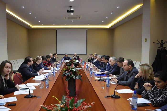 Организационное совещание наблюдателей от  МПА СНГ прошло в Ереване