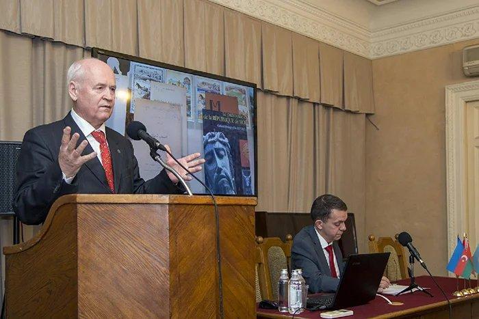 Международный круглый стол «Книга и Чтение на пространстве СНГ» прошел в Северной столице Российской Федерации