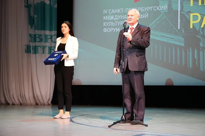 Вопросы кинообразования обсуждали в Петербурге