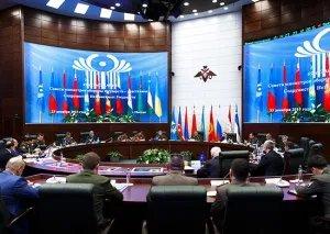 В Москве прошло заседание Совета министров обороны государств – участников СНГ