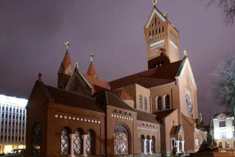 Католики Республики Беларусь и всего мира отмечают Рождество Христово