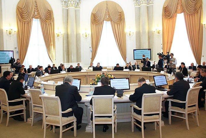 Заседание Совета постпредов прошло в Исполнительном комитете СНГ