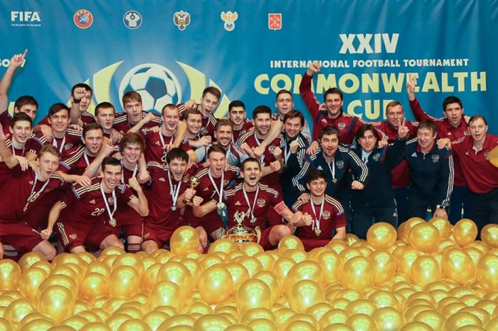 В Санкт-Петербурге завершился ХХIV международный турнир по футболу «Кубок Содружества»