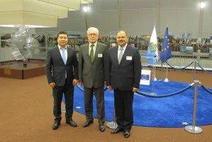 Представители МПА СНГ встретились с Генеральным секретарем ПА СЕ