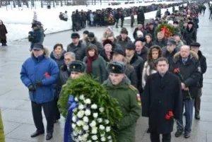 Память погибших во время блокады Ленинграда почтила делегация МПА СНГ